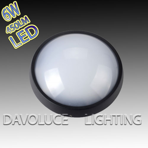 Sunny Lighting Button 6w Led Outdoor Bunker Light From