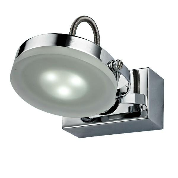 Seattle 1lt 3w Led Interior Wall Light Stockists For