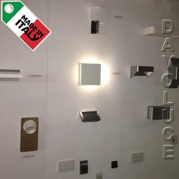 Sel?ne Illuminazione Spy 11W LED Wall Light From Davoluce Lighting