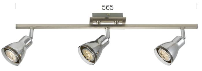 Status 3 light surface mounted led spot light led spot lights status led 3lt bar led 3 light spotlight mozeypictures Images