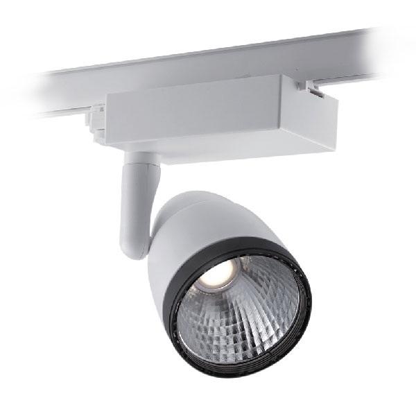 Led Track Lighting Bulbs: STR4881 30W LED Track Light