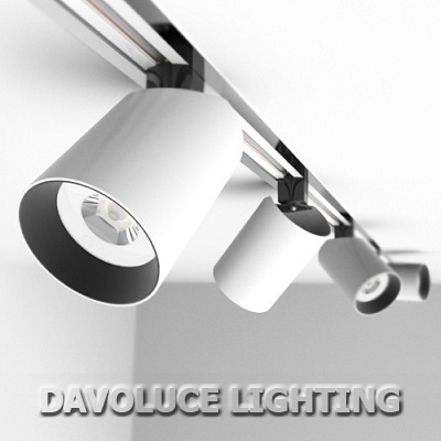 ... Brightgreen T900 H Curve LED Track Light Davoluce Lighting Studio ...  sc 1 st  Da Voluce Lighting Studio & LED Track Lights Australia | Brightgreen T900 H Curve - From $199.00