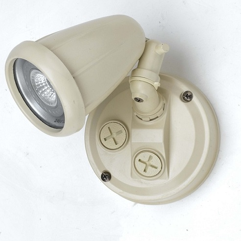 Titan 1 Light 6w Led Adjustable Exterior Spot Light