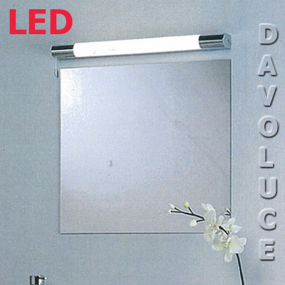 CLA Vanity-1 8W LED Wall Light from Davoluce Lighting