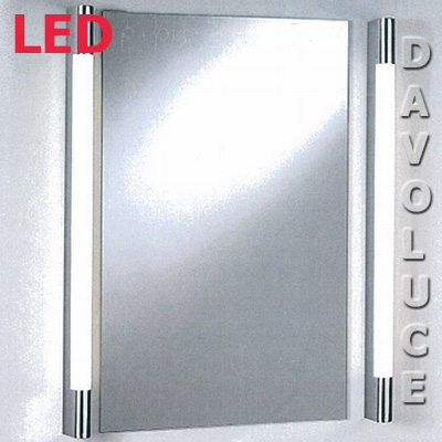 Cla Vanity 2 19w Led Wall Light From Davoluce Lighting
