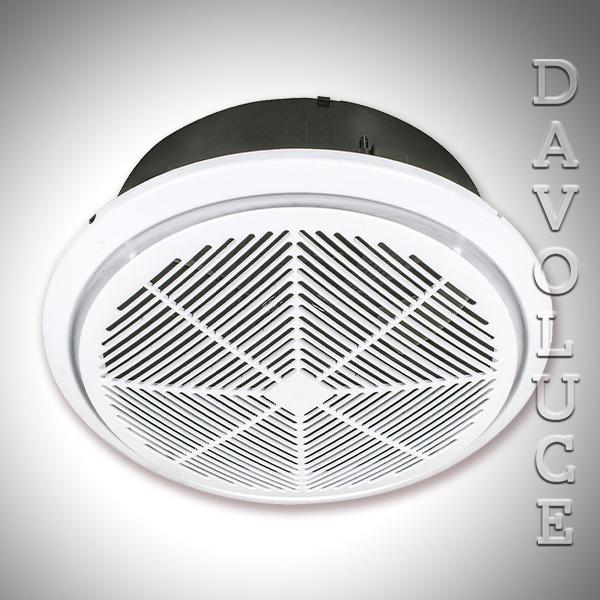 18204 05 Whisper High Velocity Large Exhaust Fan Davoluce Lighting Studio