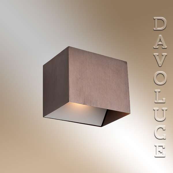 Corsten 10w bronze led wall light from cougar lighting davoluce corsten 10w led wall light from cougar lightingoutdoor lighting poly carbon outdoor mozeypictures Gallery