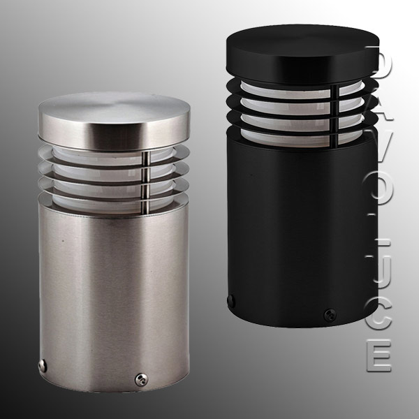 Havit Hv1605w Hv1605c Led Bollard Lights Davoluce Lighting