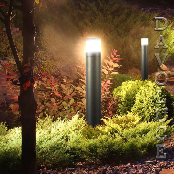 Havit Hv1622 Black Highlite Bollard Light Davoluce Lighting