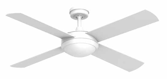 Intercept2 ceiling fan with light from hunter pacific davoluce hunter pacific intercept2 ceiling fan with light in white hunter pacific intercept fans ceiling aloadofball Images