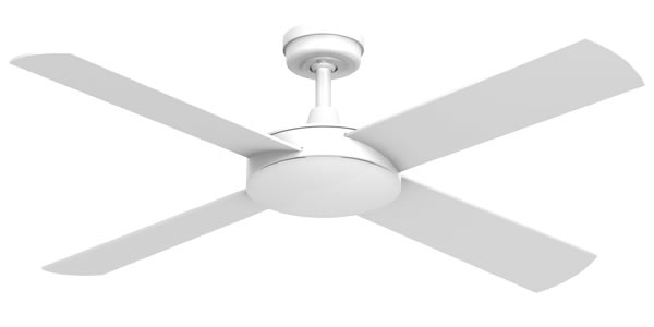 Intercept2 ceiling fan from hunter pacific davoluce lighting hunter pacific intercept2 ceiling fan in white hunter pacific intercept fans ceiling fans melbourne mozeypictures Images