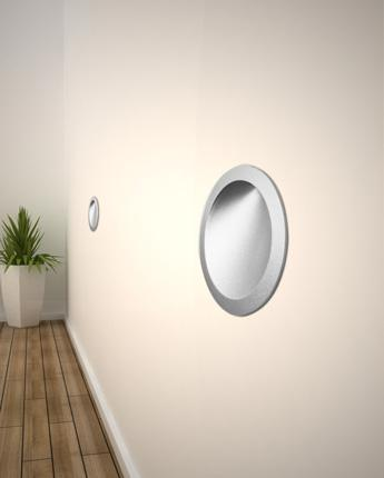 W200 curve recessed led wall light from brightgreen led recessed w200 curve recessed led wall light davoluce brightgreen aloadofball Choice Image
