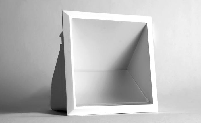 W900 cube recessed led wall light from brightgreen led recessed brightgreen w900 cube recessed wall light davoluce lighting aloadofball Image collections