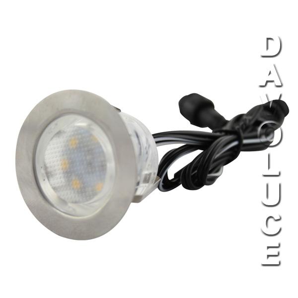 Timbre Luces Low Bay Lighting: Telbix LED Deck Light Set Of Six From Davoluce Lighting