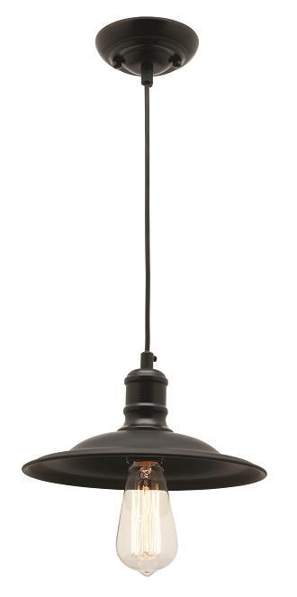 MG7531S Bridgeport Small Metal Shade Industrial Style Pendant :DaVoluce Lighting Studio ...