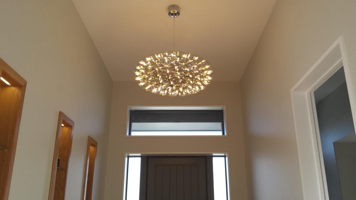 raimond zafu pendant lamp davoluce lighting studio. Black Bedroom Furniture Sets. Home Design Ideas