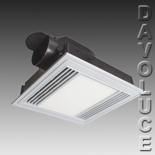 square bathroom exhaust fan with light brilliant lighting 18192 05 tercel square exhaust fan with 25774