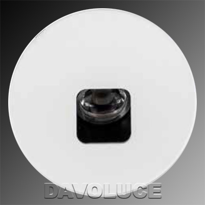 Hv3202w Exterior Recessed Round White Led Step Light From