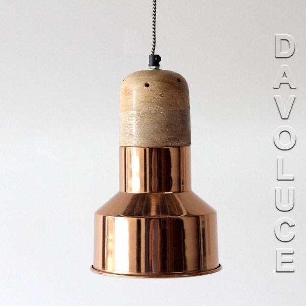 Solid Copper Amp Timber Pendant Lights Australia Davoluce Lighting