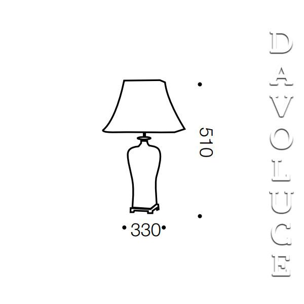 NASHI 33 Table Lamp From Telbix Australia, Davoluce Lighting