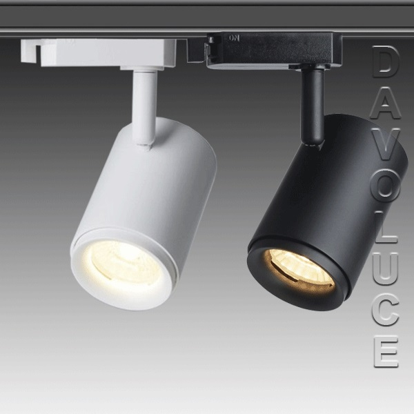 uk availability 6d34b d293d UGE 12W Dimmable LED Track Light | Davoluce Lighting