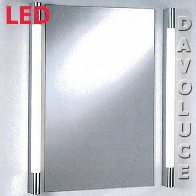Cla Vanity 2 19w Led Wall Light From Davoluce Lighting