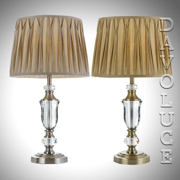 Wilton Table Lamp Telbix Australia, Chandelier Table Lamps Australia